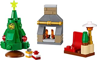 LEGO Holiday Mini Build Set - Living Room with Xmas Tree (Advent Calendar 60155)