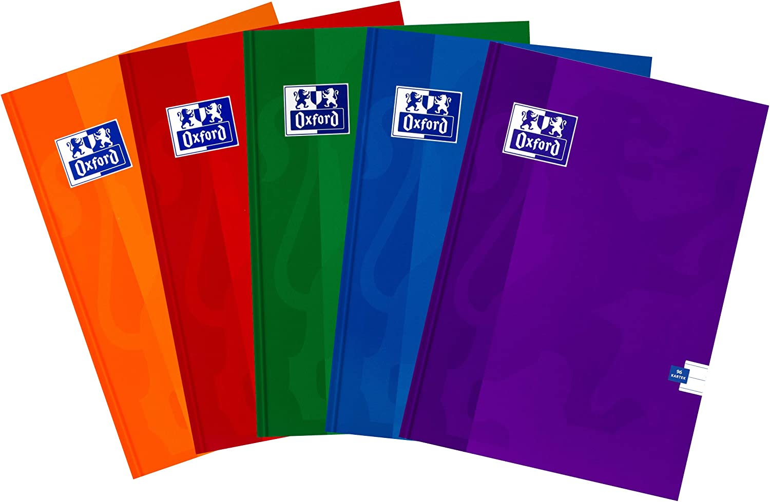 Oxford 400106158 Esse A5 Staple 96 New product Pack Assort 5 Sheets of Lines Recommendation