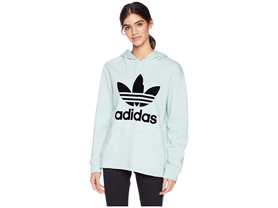 adidas Originals Fashion League Hooded Sweater (Ash Green) Women