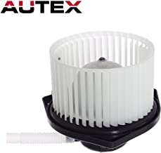 AUTEX HVAC Blower Motor Assembly 700239 7802A017 7802A217 Replacement for Mitsubishi Outlander Lancer 2008-2015 Compatible with Mitsubishi Outlander 2007 2008 2009 2010 Blower Motor