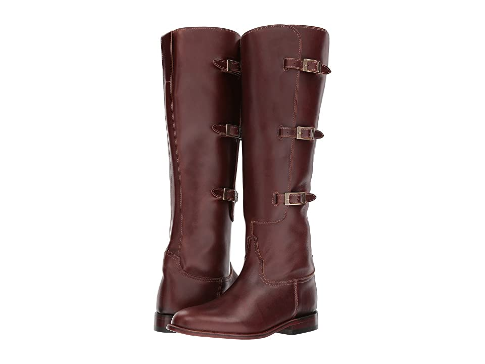 Lucchese Bruna (Brown) Cowboy Boots