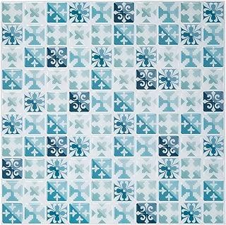 Ecoart Peel and Stick Backsplash Tiles, Mosaic Decorative Tile Stickers 10