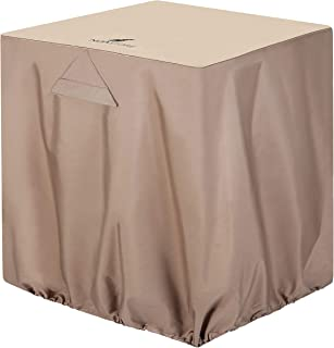 Extra large rectangular Air Conditioner Cover 38x36x38inches H
