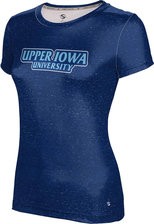 ProSphere Upper Iowa University Girls' Performance T-Shirt (Heathered)