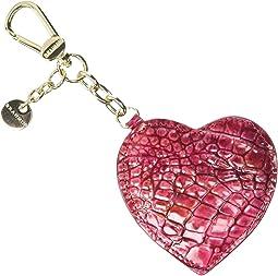 Heart Key Fob