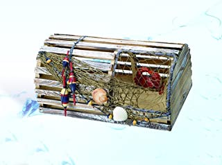 HS Decorative Nautical Lobster Trap
