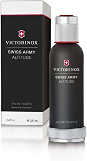 Victorinox Swiss Army Fragrance, Altitude Eau De Toilette, 100ml/3.4oz