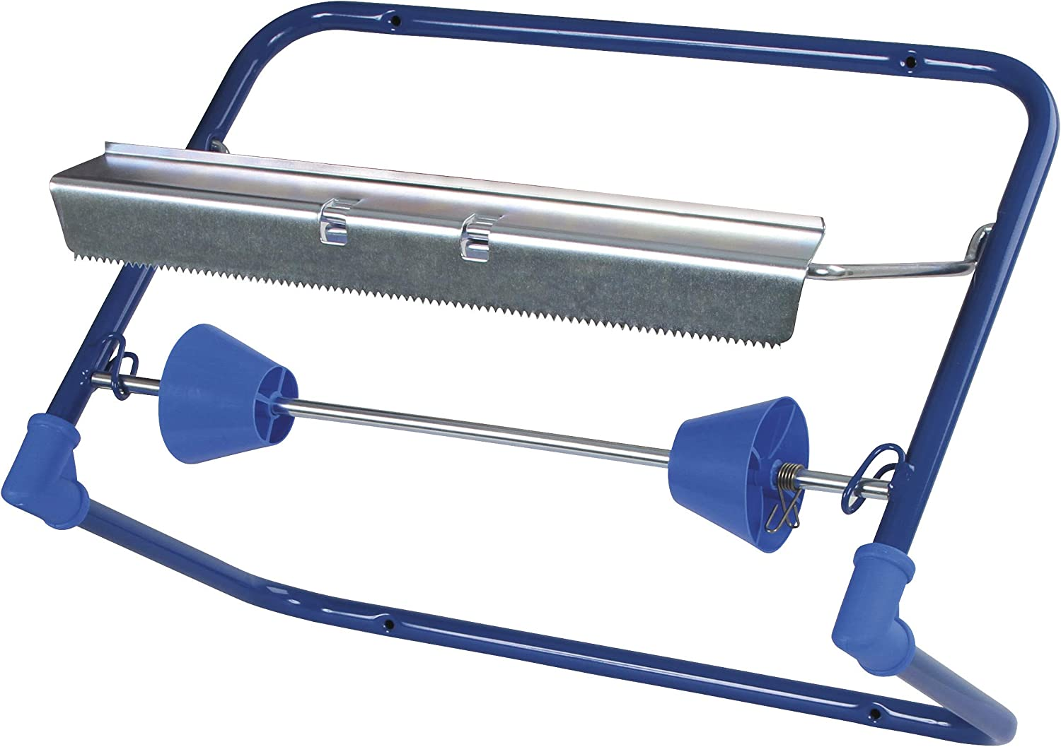 cheap Kerbl Roll Holder for store Mounting Wall Blue Cleansing