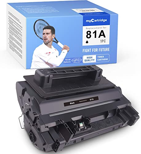 high quality MYCARTRIDGE online Compatible Toner Cartridge Replacement new arrival for HP 81A CF281A Work with Laserjet Enterprise M604n M606dn M604dn M605dn M605n M605x M606x M603z M603f M630dn (1 Black) online