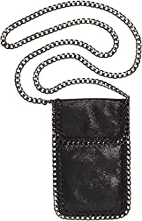Amy & Aly Cellphone Bag Crossbody Case for Smartphone with Chain Trim & Strap