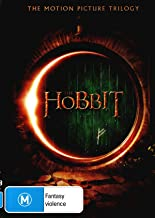 The Hobbit Trilogy: (An Unexpected Journey / The Desolation of Smaug / The Battle of the Five Armies) (DVD)