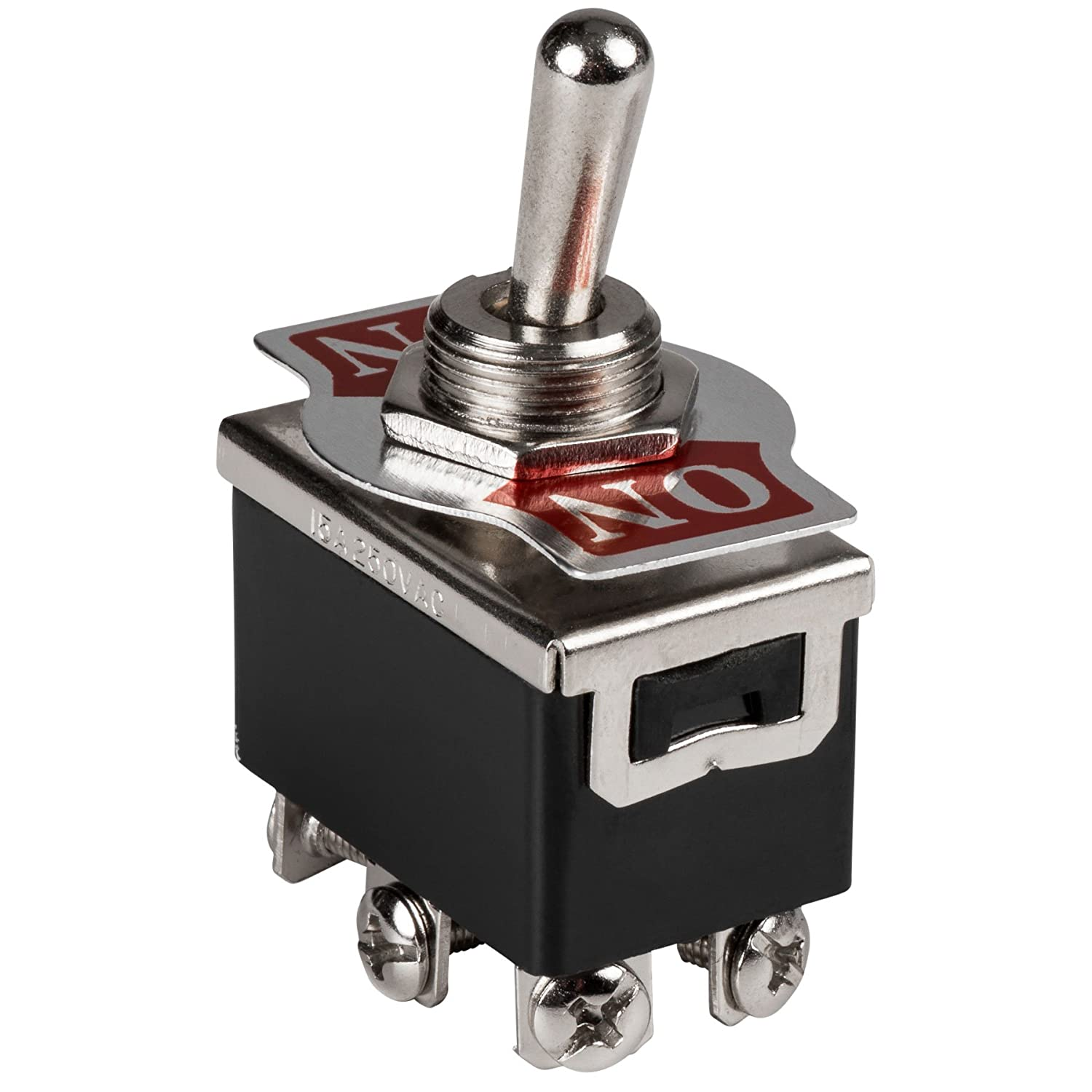 PARTS EXPRESS DPDT 2021 Heavy Duty Toggle Switch low-pricing