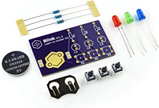 Learn to Solder Kit: Blink