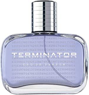 Colonia Eau de Parfum para hombre Terminator pack de 1 (50ml)
