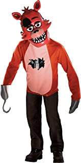 Five Nights at Freddy's Foxy Dress-Up Set