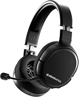 SteelSeries Arctis 1 Wireless - Wireless Gaming Headset - USB-C Wireless - Detachable Clearcast Microphone - for PC, PS4, Nintendo Switch, Android