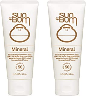 Sun Bum Mineral Sun Care (2 Pack Mineral Lotion Spf 50)