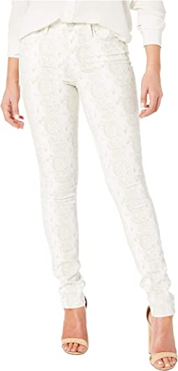 Hoxton Ultra Skinny Jeans in Sonoran Snake