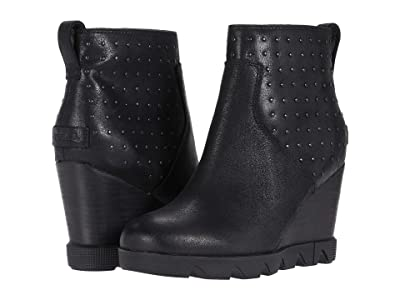 SOREL Joan Uptown Bootie Stud (Black) Women