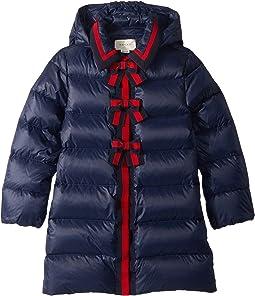 Quilted Coat w/ Hood (Little Kids/Big Kids)
