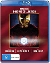 Iron Man 3 Film Collection Iron Man/Iron Man 2/Iron Man 3 Collection