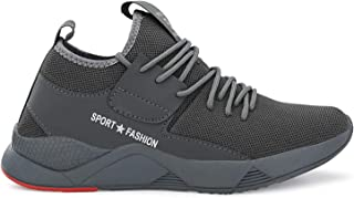 CLYMB Casual Sneaker Sports Running Walking Shoes for Mens