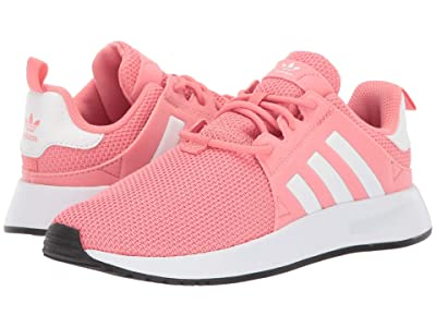 adidas Originals Kids X_PLR C (Little Kid) (Tactile Rose/White/Black) Girls Shoes