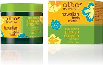 Best alba hawaiian papaya enzyme facial mask Reviews
