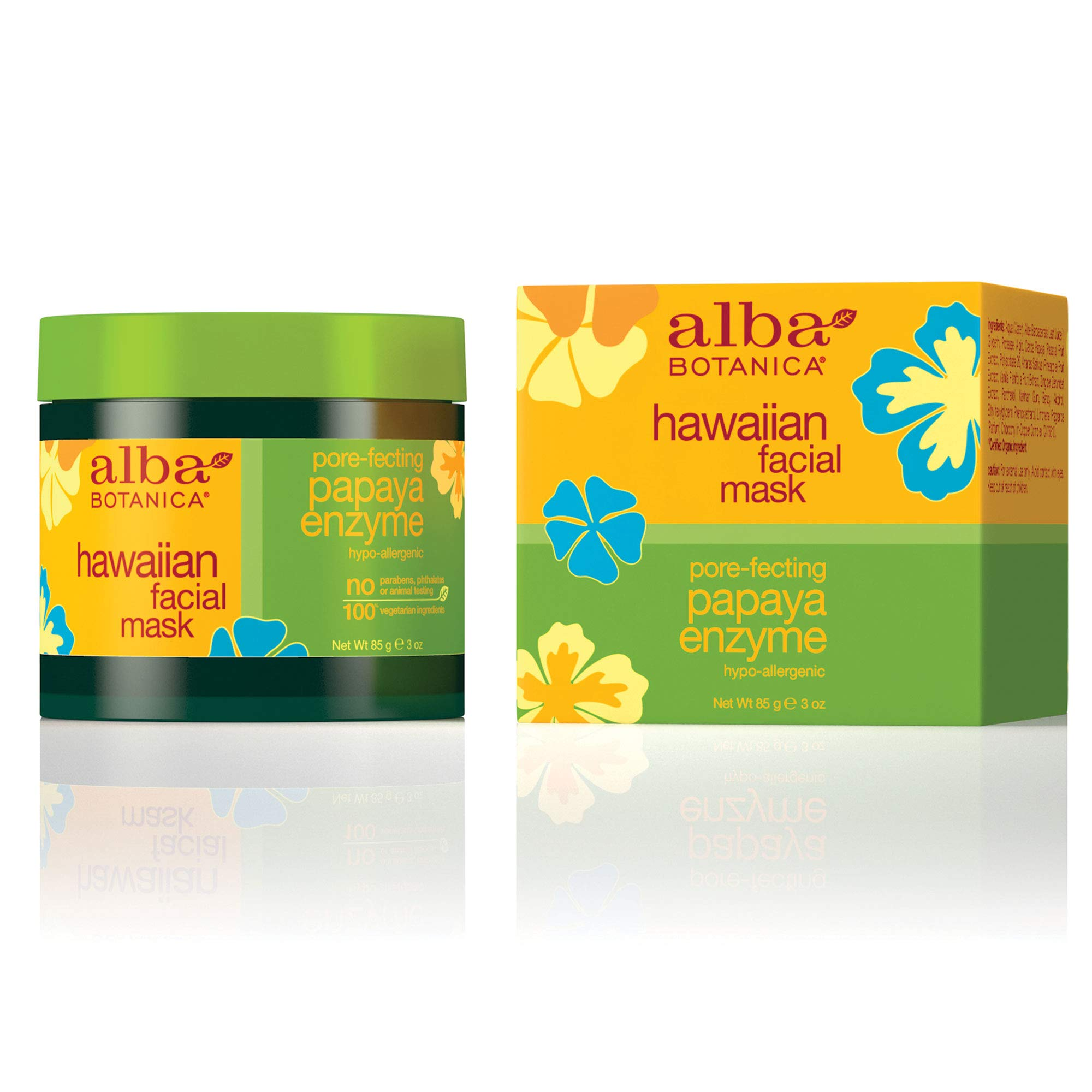 Alba Botanica Pore Fecting Papaya Hawaiian