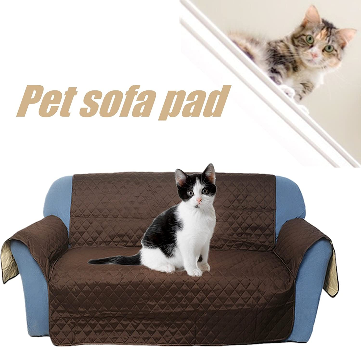 HITSAN Pet Sofa Couch Cover for Dog Cat Seat Pad Predector Sheet Furniture Home Soft One Piece