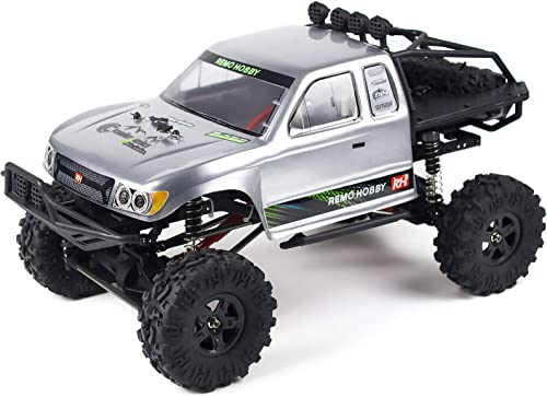 wholesale Cheerwing 1:10 Scale new arrival Rock Crawler 4WD Off-Road Remote Control Truck Large Hobby RC 2021 Car for Adults outlet sale