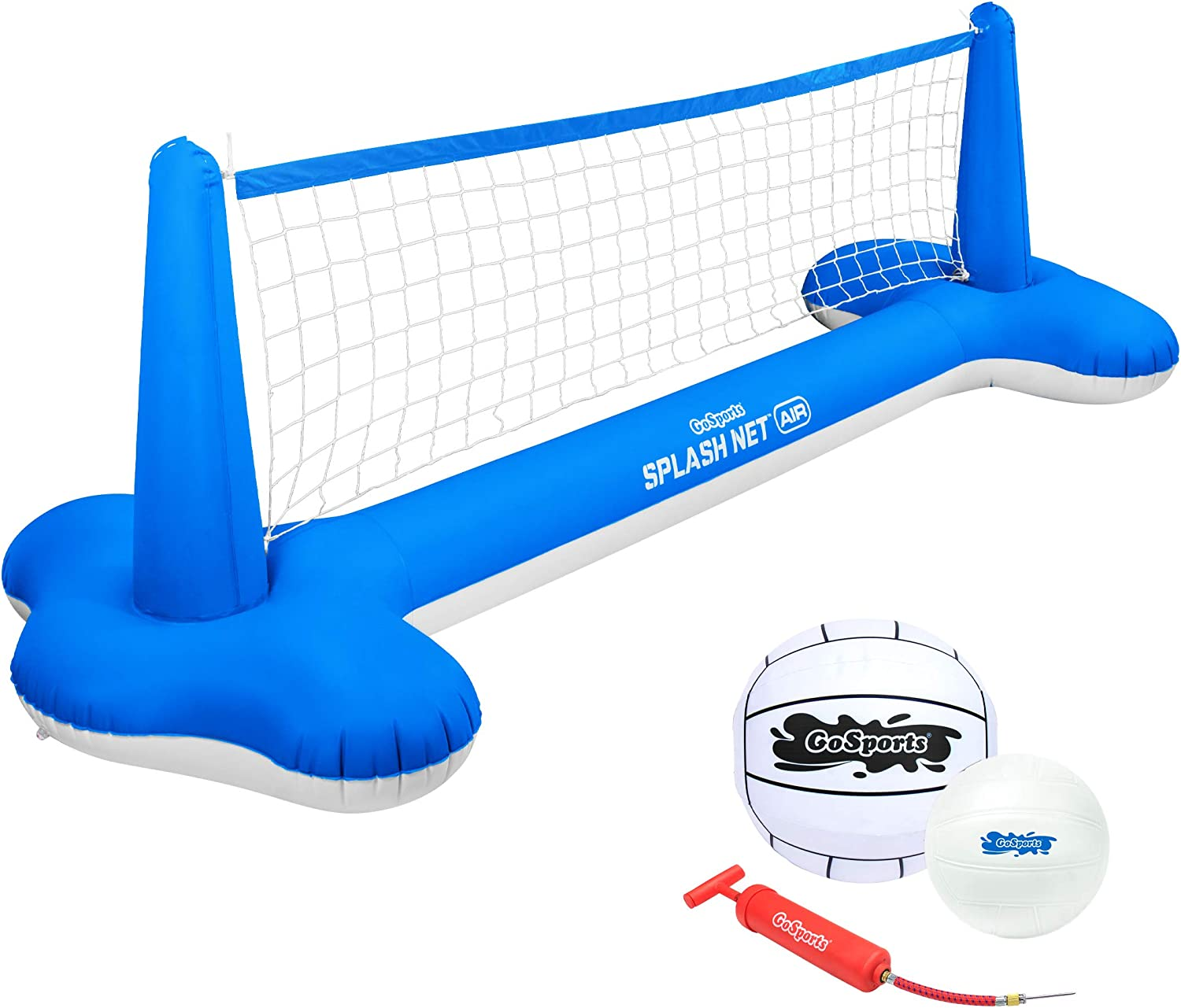 GoSports Splash 2021 new Net Super sale Air Inflatable Pool Game – Volleyball