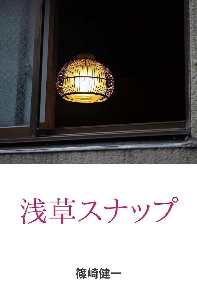 きらきら安価なエジプト浅草スナップ: Asakusa Street