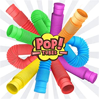 Fidget Pop Tube Toys