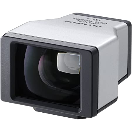 Amazon | OLYMPUS 光学ビューファインダー M.ZUIKO DIGITAL 17mm F1.8, 17mm F2.8用 VF-1 |  カメラ用交換レンズ 通販