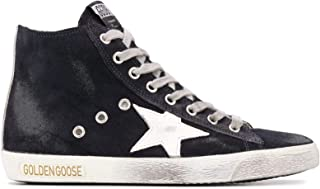 Golden Goose Luxury Fashion Donna GWF00113F00032250517 Nero Pelle Sneakers   Ss21