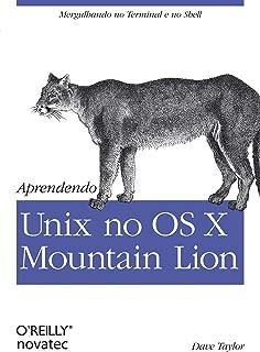 Aprendendo Unix no OS X Mountain Lion (Em Portuguese do Brasil)