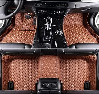 VVKS for Lexus LS Car Floor Mats Custom 3D Covered Car mat Carpet FloorLiner Floor Auto Mat Automobile Carpet Cove (Light Brown,2010)