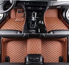 LIGAPLO for Dodge Challenger 2011-2019 Car Floor Mats Custom Fit All-Weather 3D Covered Car mat Carpet FloorLiner Floor Auto Mats (Brown, 2013)