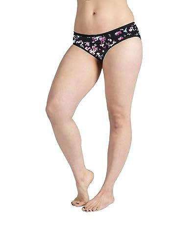 Skirt Sports High Dive Swim Bottom (Dark Delight Print) Women
