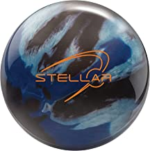 Brunswick Stellar Bowling Ball - Royal/Ice/Black 13lbs