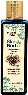 Blue Nectar Ayurvedic Hair Repair And Treatment Oil- 100Ml