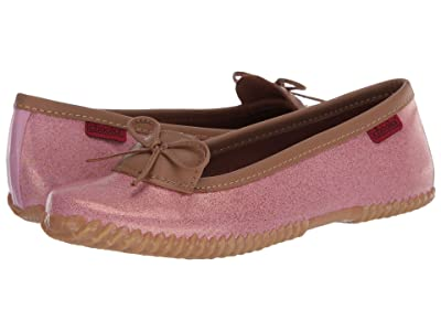 Chooka Glitter Skimmer (Rose Gold) Women