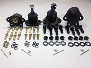 4 Piece Kit Upper & Lower Ball Joints 4WD Only