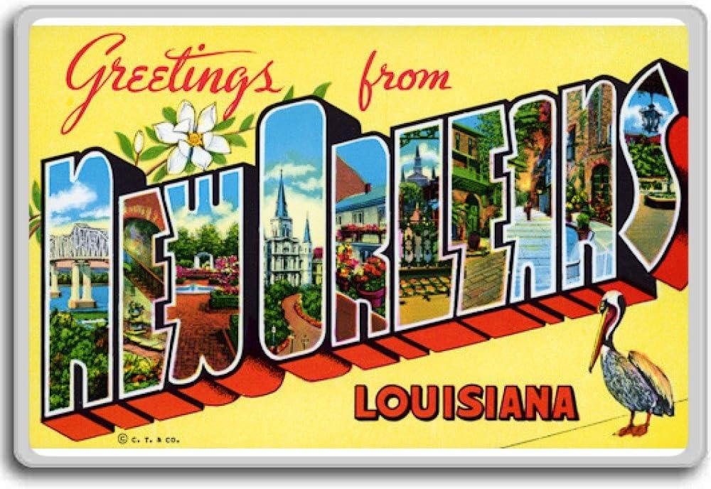 Vintage New Orleans Postcard