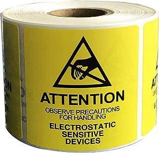 static warning labels