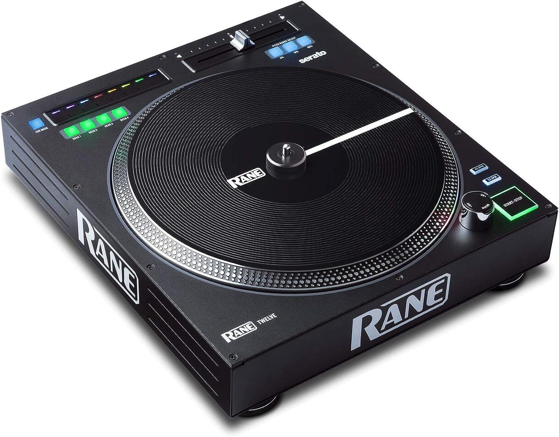 Omaha Mall RANE Surprise price TWELVE MIDI Control Turntable for Serato with Full 12- DJ