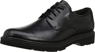 Rockport Charlee Plain Toe Shoe, Zapatos de Cordones Derby Hombre