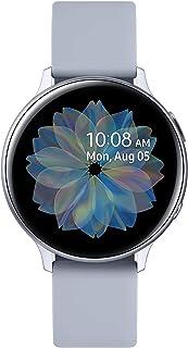 Samsung Galaxy Watch Active2, Fitnesstracker van aluminium, groot display, duurzame batterij, waterdicht, 40 mm, Bluetoot...