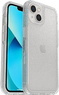 OtterBox voor Apple iPhone 13, Transparante Gestroomlijnde Val Bescherming Hoesje, Symmetry Clear Series, Stardust